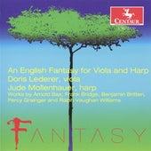 An English Fantasy for Viola & Harp by Doris Lederer