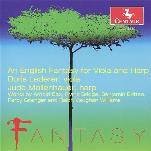 Play & Download An English Fantasy for Viola & Harp by Doris Lederer | Napster