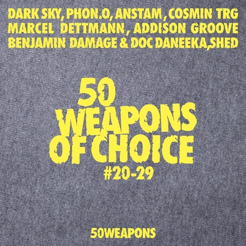 Play & Download 50 Weapons of Choice #20-29 by Various Artists | Napster