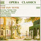 Play & Download Mozart: Cosi Fan Tutte by Joanna Borowska | Napster