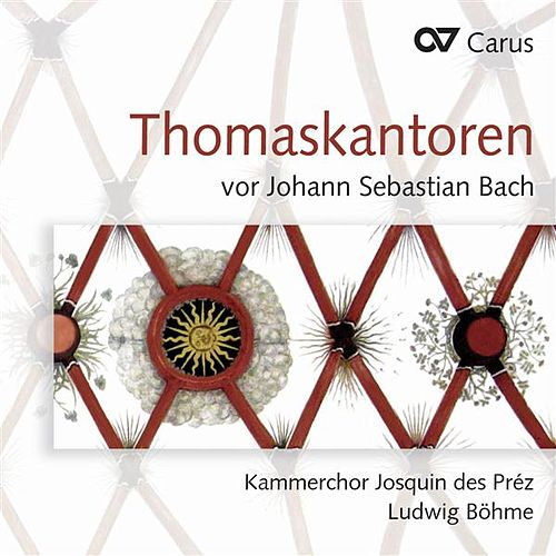 Play & Download Thomaskantoren vor Johann Sebastian Bach by Josquin des Prez Chamber Choir | Napster