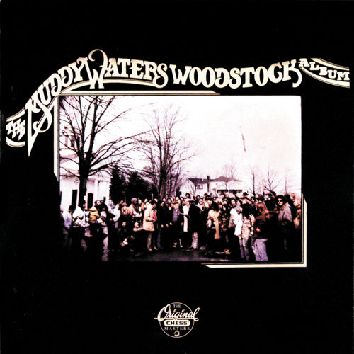 Play & Download The Muddy Waters Woodstock Album by Muddy Waters | Napster