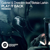 Play & Download Play It Back (Remixed) by Gabriel & Dresden | Napster