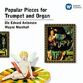 Play & Download Popular Pieces for Trumpet and Organ by Various Artists | Napster