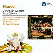 Play & Download Coronation Anthems/Dixit Dominus by George Frideric Handel | Napster