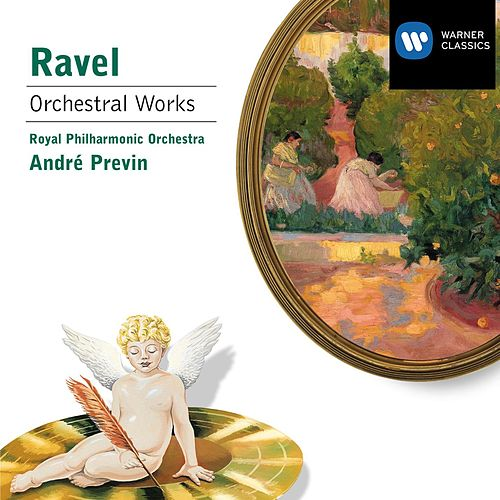 Play & Download Orchestral Works by Maurice Ravel | Napster