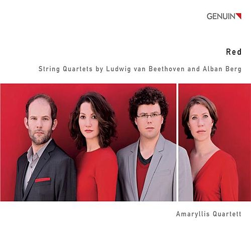 Play & Download Red by Amaryllis Quartett | Napster