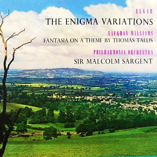 Play & Download The Enigma Variations by Philharmonia Orchestra | Napster
