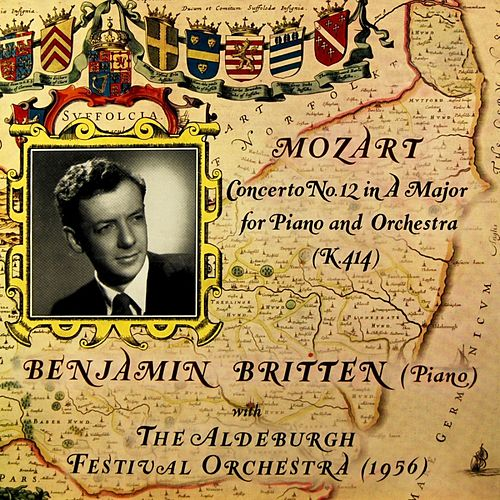 Play & Download Mozart Concerto No 12 by Benjamin Britten | Napster