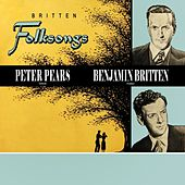 Play & Download Britten Folksongs by Benjamin Britten | Napster