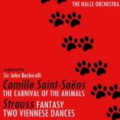 Saint-Saens: The Carnival Of The Animals von Halle Orchestra