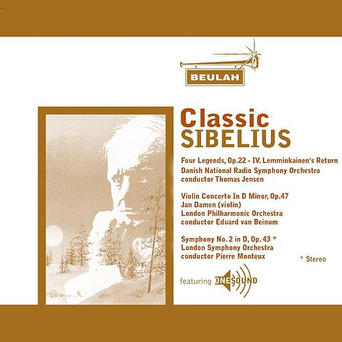 Play & Download Classic Sibelius by Various Artists | Napster