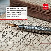 Bach: Piano Transcriptions by Various Artists