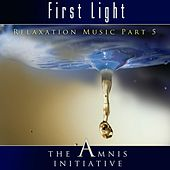 Play & Download Relaxation Music, Pt. 5: First Light by The Amnis Initiative | Napster