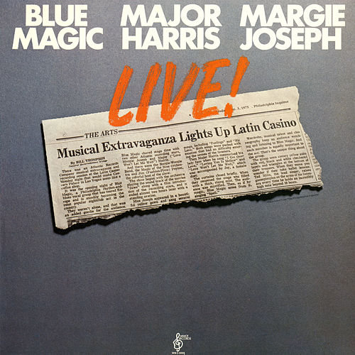 Play & Download Live! by Margie Joseph | Napster