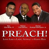 PREACH! Love Like a Lady, Attract a Good Man by Various Artists