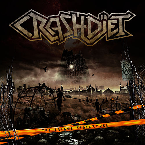 Play & Download The Savage Playground by Crashdiet | Napster
