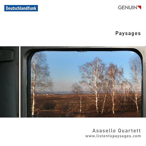 Play & Download Paysages by Asasello Quartet | Napster