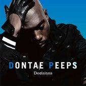 Decisions Tyro Tracks Japan Album by Dontae Peeps