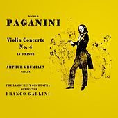 Play & Download Paganini Violin Concerto by Arthur Grumiaux | Napster