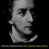 The Chopin Ballades by Artur Rubinstein