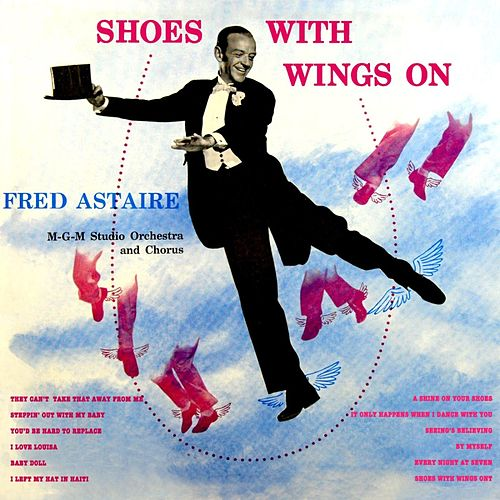 Play & Download Shoes With Strings On by Fred Astaire | Napster