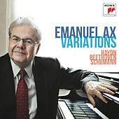 Play & Download Variations by Emanuel Ax | Napster