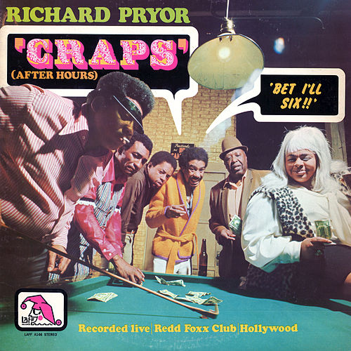 'Craps' After Hours by Richard Pryor