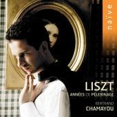 Liszt: Intégrale des années de pélerinage by Bertrand Chamayou