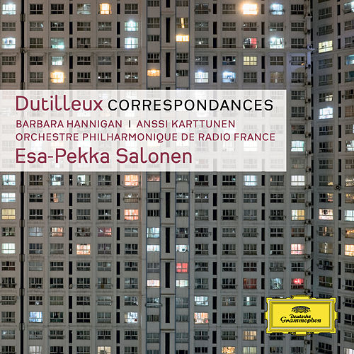 Play & Download Dutilleux: Correspondances by Esa-Pekka Salonen | Napster