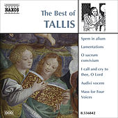 Tallis (The Best Of) by Oxford Camerata
