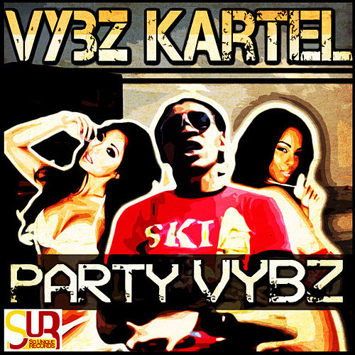 Party Vybz - Single by VYBZ Kartel