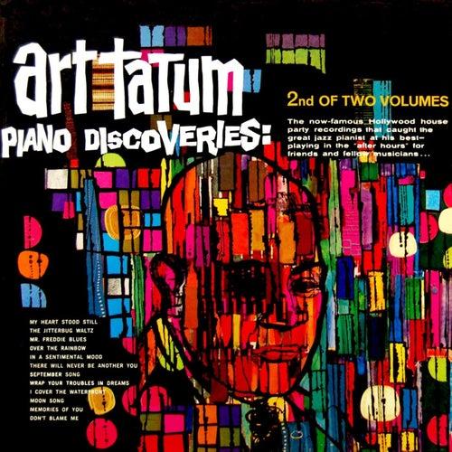 Piano Discoveries Volume 2 by Art Tatum