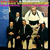 Dave Brubeck And Jimmy Rushing by Dave Brubeck