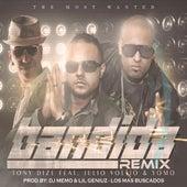 Bandida Remix (feat. Yomo & Voltio) by Tony Dize