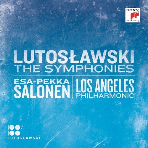 Lutoslawski: The Symphonies by Esa-Pekka Salonen
