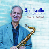 Play & Download Back In New York by Scott Hamilton | Napster