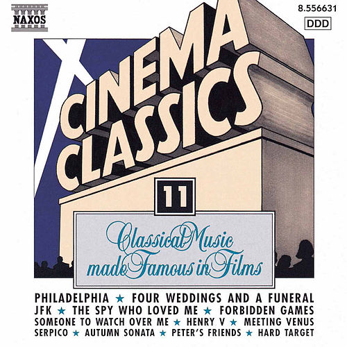 Cinema Classics, Vol. 11 by Various Artists