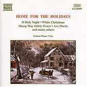 Christmas Eaken Piano Trio: Home for the Holidays by Eaken Piano Trio