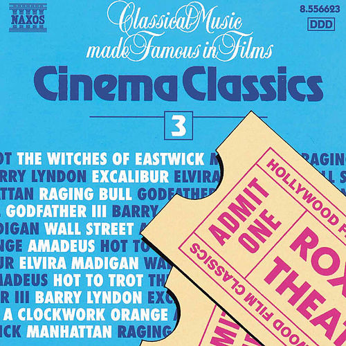 Play & Download Cinema Classics, Vol.  3 by Various Artists | Napster