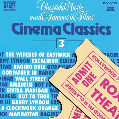 Cinema Classics, Vol.  3 by Various Artists
