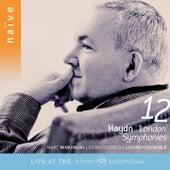 Haydn, 12 London Symphonies by Marc Minkowski