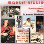 Die seun van bitterfontein by Worsie Visser