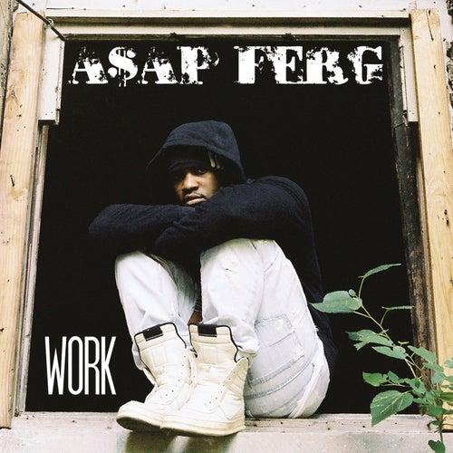 Work by A$AP Ferg
