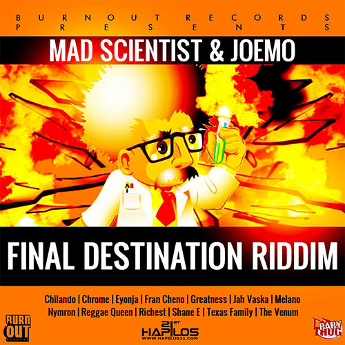 Final Destination Riddim by Various Artists