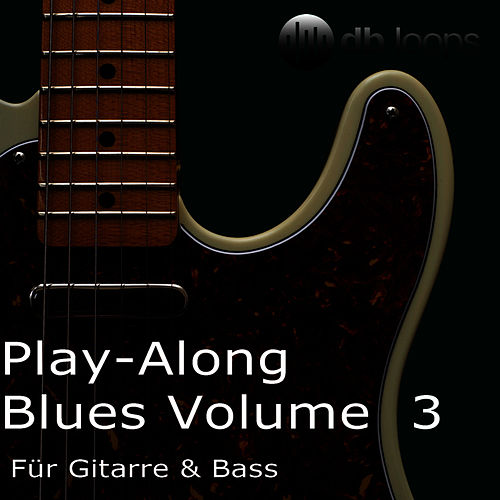 Play-Along Blues, Vol. 3 by Db Loops