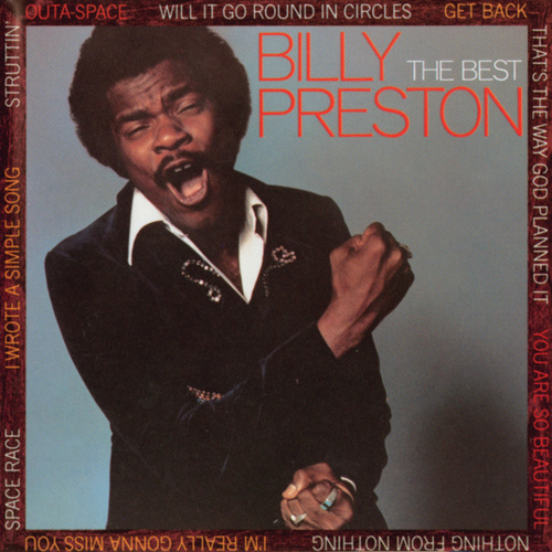 Billy Preston - The Best by Billy Preston