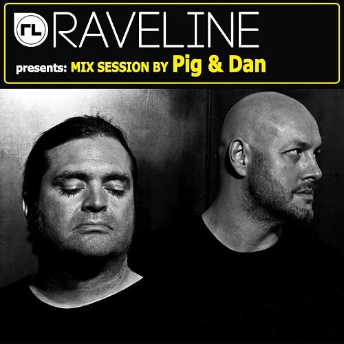 Raveline Mix Session By Pig & Dan by Various Artists