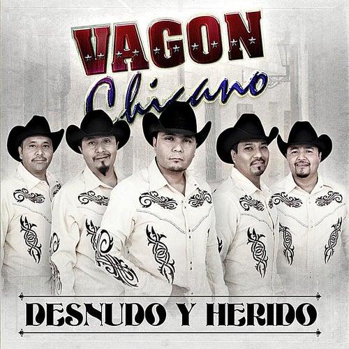 Desnudo Y Herido by Vagon Chicano