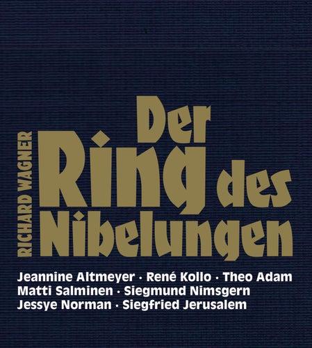 Janowski Ring Edition by Marek Janowski